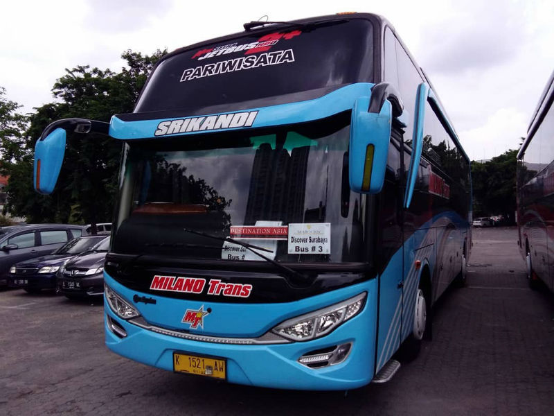 Bus Milano Trans