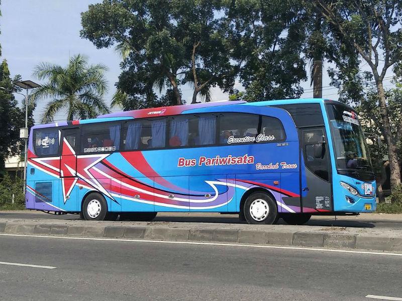 Bus Pariwisata Sidoarjo - Barokah Trans