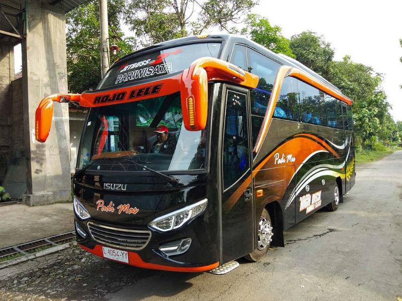 Bus Pariwisata Sidoarjo - Padi Mas