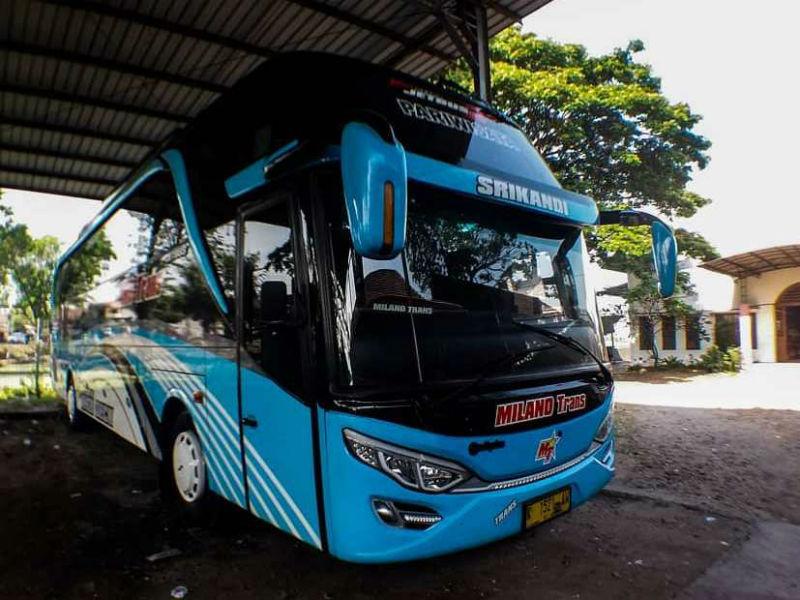 Bus Pariwisata Surabaya - Milano Trans