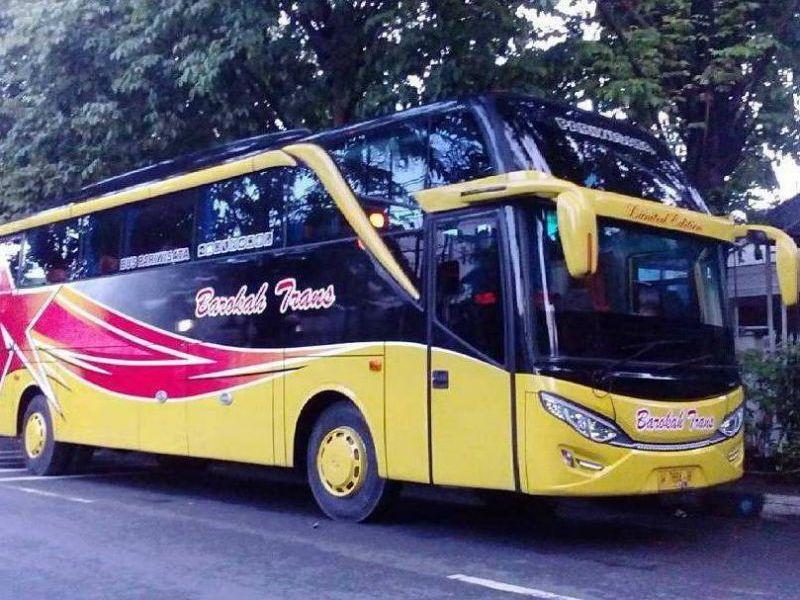 Sewa Bus Murah Sidoarjo - Barokah Trans
