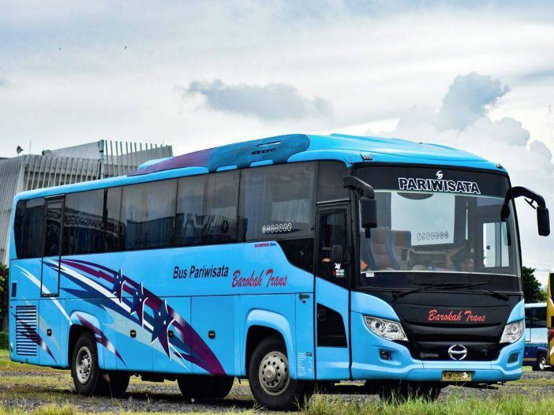 Sewa Bus Pariwisata Sidoarjo - Barokah Trans