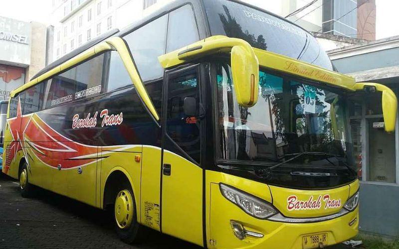 Sewa Bus Sidoarjo - Barokah Trans