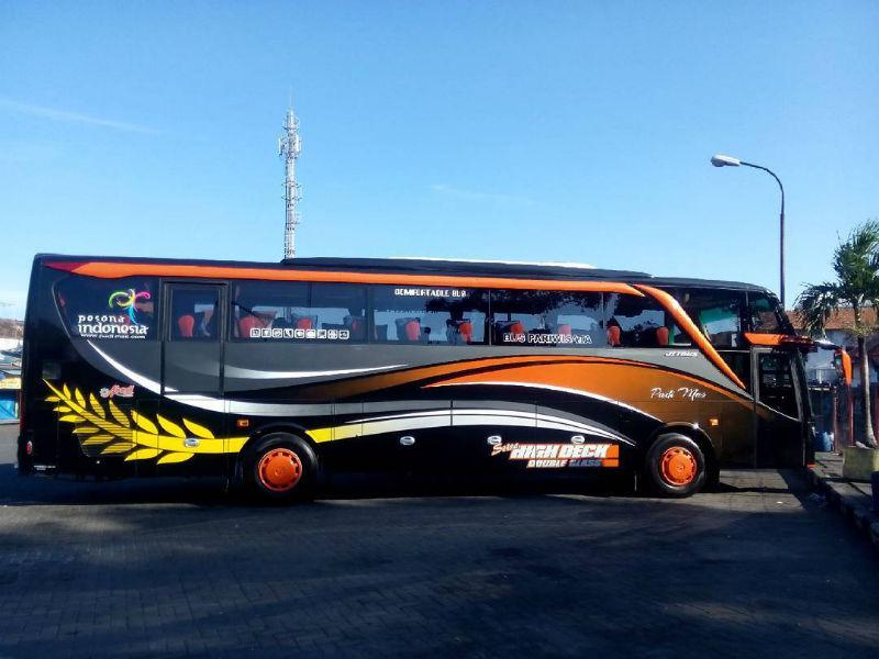 Sewa Bus Sidoarjo - Padi Mas