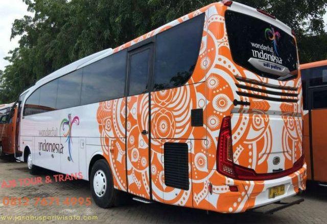 Sewa Bus Pariwisata Jakarta Harga Termurah Dan Memuaskan