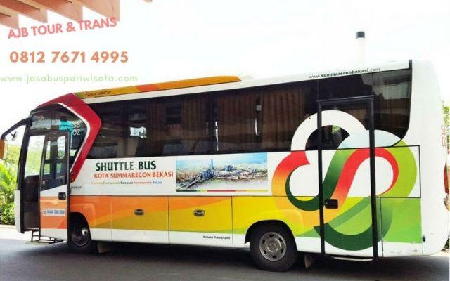 jasabuspariwisata-cara-sewa-shuttle-bus-yang-terbaik-summarecon-bekasi