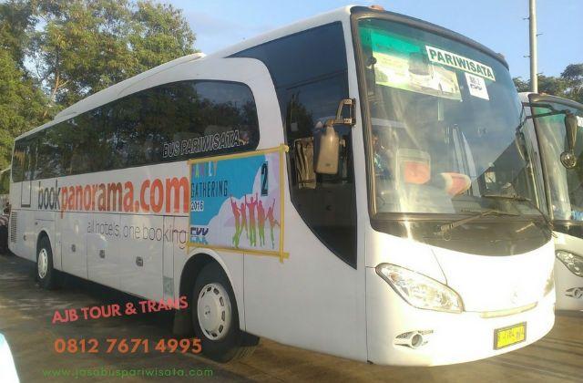 Sewa Bus Event Harga Terjangkau