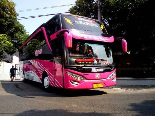 Sewa Bus Mudik Lebaran