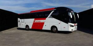Arion Transport - Mengenal Tipe dan Jenis Bus Pariwisata dari Berbagai Otobus di Indonesia