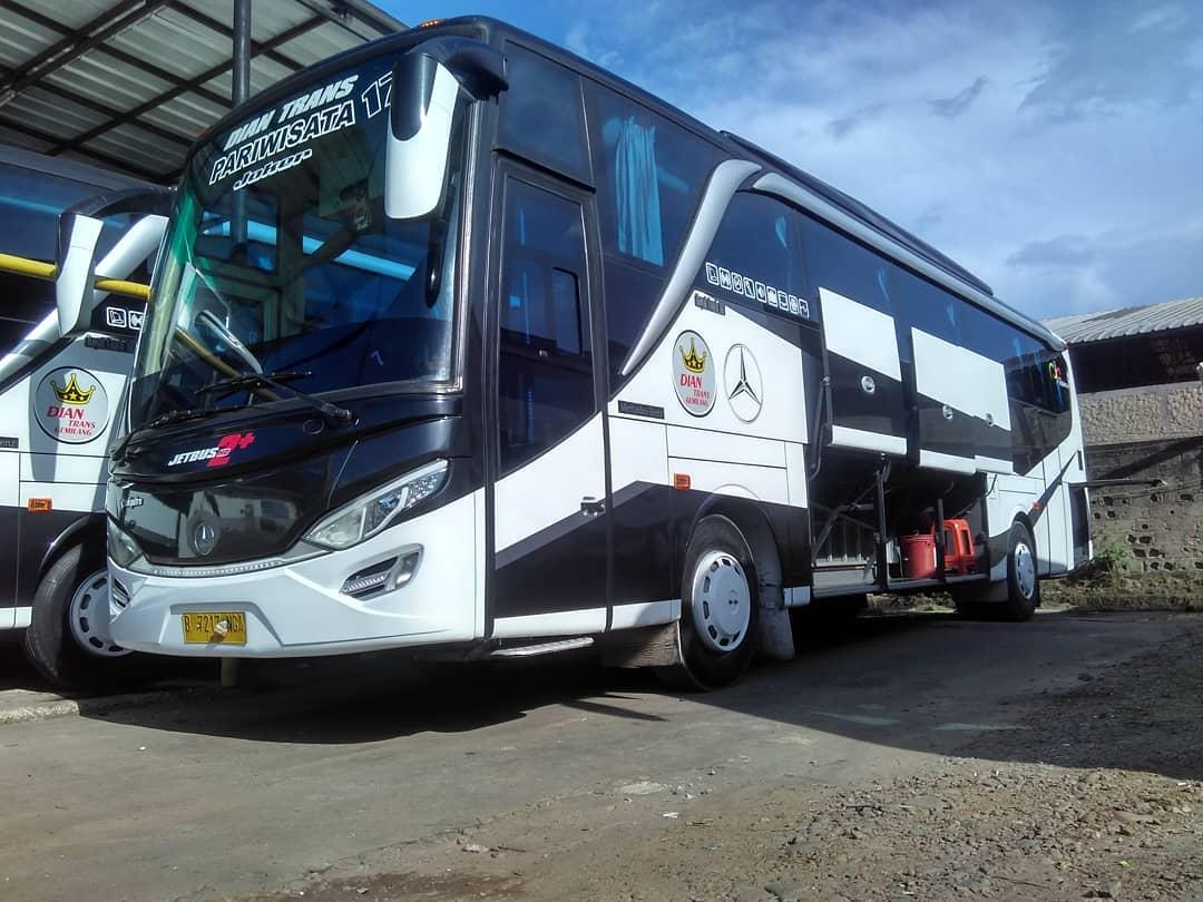 Dian Trans - Mengenal Tipe dan Jenis Bus Pariwisata dari Berbagai Otobus di Indonesia