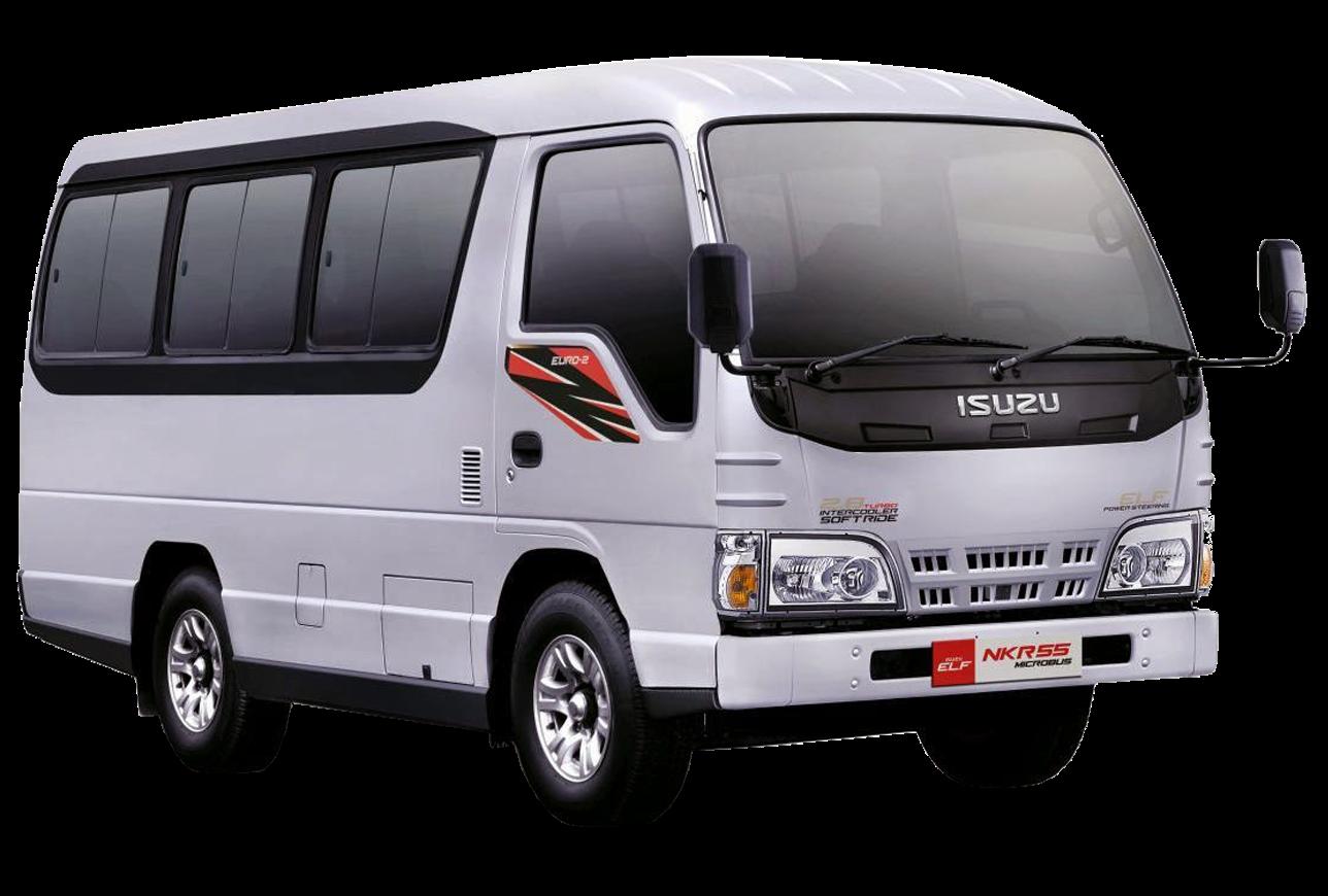 Mini Bus - Mengenal Tipe dan Jenis Bus Pariwisata dari Berbagai Otobus di Indonesia