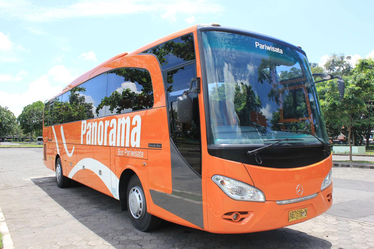 Panorama - Mengenal Tipe dan Jenis Bus Pariwisata dari Berbagai Otobus di Indonesia