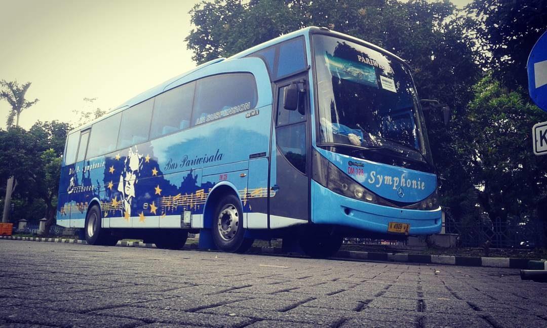 Menjelajahi Beragam Wisata Indonesia dengan Bus Pariwisata Symphonie