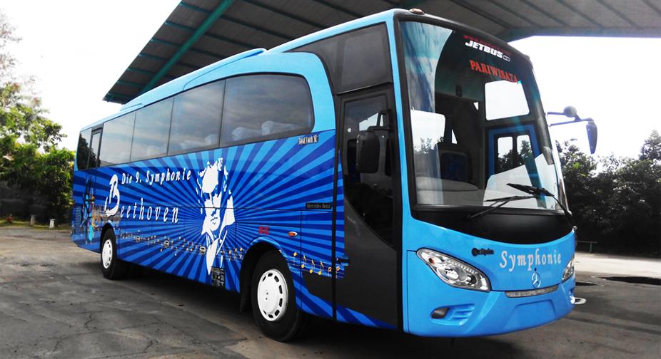 Mengenal bus pariwisata Symphonie - Menjelajahi Beragam Wisata Indonesia dengan Bus Pariwisata Symphonie