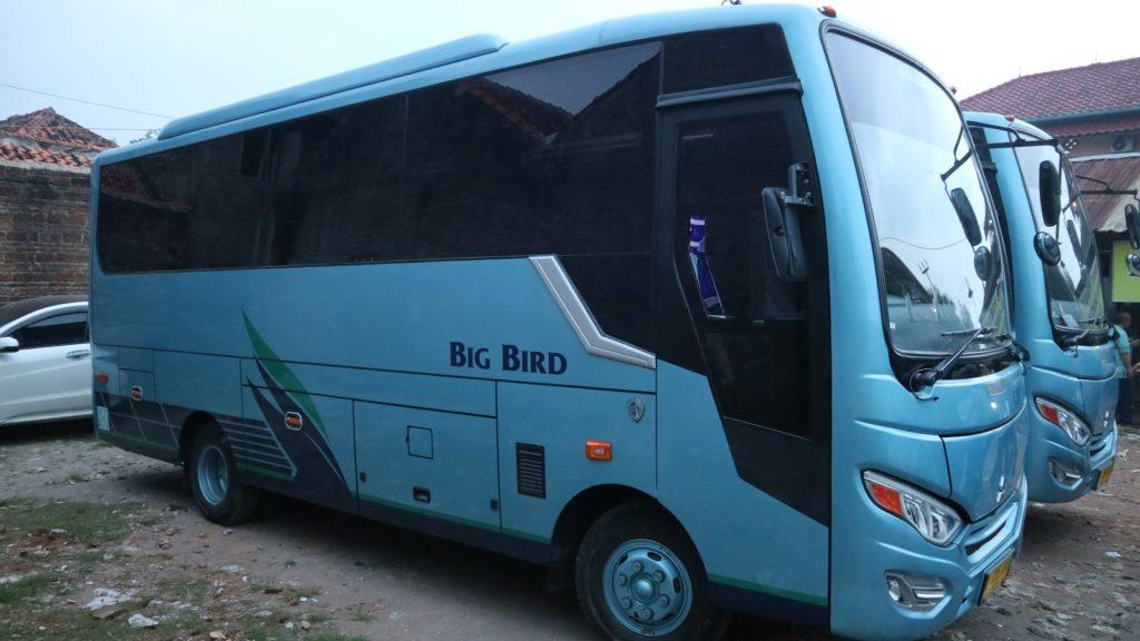 Keuntungan Sewa Bus Blue Bird untuk Perjalanan Wisata Keluarga