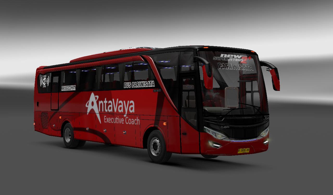 Sewa Bus di AJB Tour & Trans