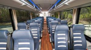 Fasilitas yang Memadai - Cari Sewa Bus Pariwisata Murah? Di Sini Solusinya!