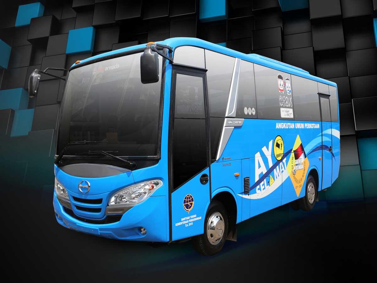 Paket Sewa Bis Pariwisata 1 Day Armada Medium Bus - Cari Persewaan Bis Pariwisata City Tour dengan Harga Bersahabat? Ini Dia Solusinya!