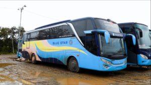 Menjaga kebersihan dan keutuhan fasilitas bus - Peraturan Penting yang Harus Dipatuhi Ketika Menyewa Blue Star Bus