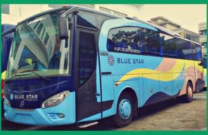 Lunasi sebelum waktu pemakaian - Peraturan Penting yang Harus Dipatuhi Ketika Menyewa Blue Star Bus