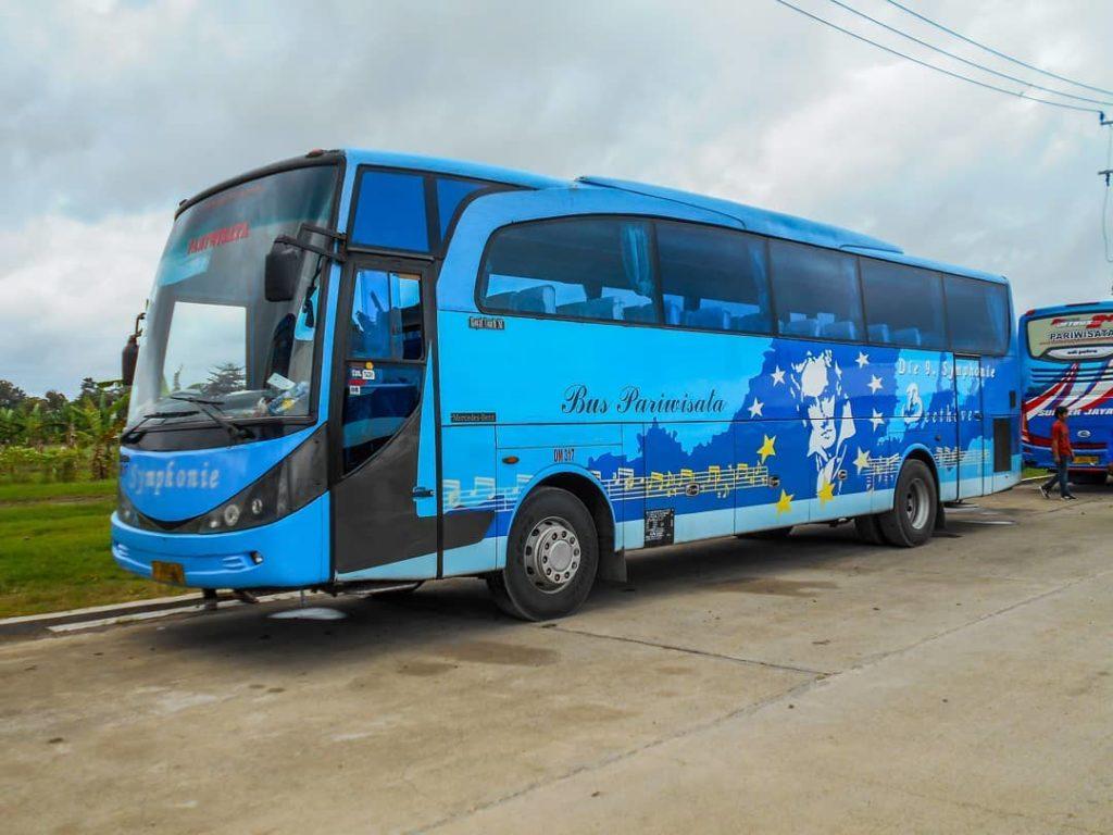 Sekilas Tentang PO Nusantara - Mengenal Bus Symphonie, Bus Pariwisata Eksklusif dari Nusantara