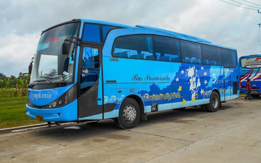Mengenal Bus Symphonie, Bus Pariwisata Eksklusif dari Nusantara