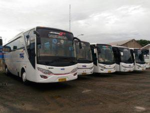 Big Bus dan Medium Bus - Agar Tidak Salah, Berikut Gambar Bus Pariwisata Sesuai Jenisnya