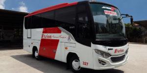 Harga Bus Pariwisata AJB Tours & Trans - Mengintip Harga Bus Pariwisata dari AJB Tour & Trans untuk Perjalanan Dalam Kota dan Luar Kota