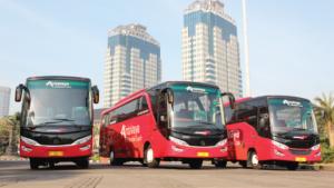Daftar Harga Sewa Bus di AJB Tour & Trans - Harga Sewa Bus Terbaik untuk Mudik 2018 yang Lebih Ayik