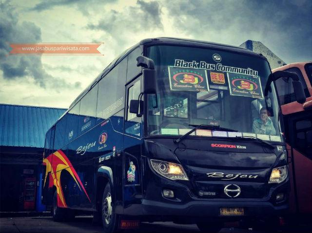 Harga Tiket Lebaran Bus Bejeu Tahun 2018 - Executive