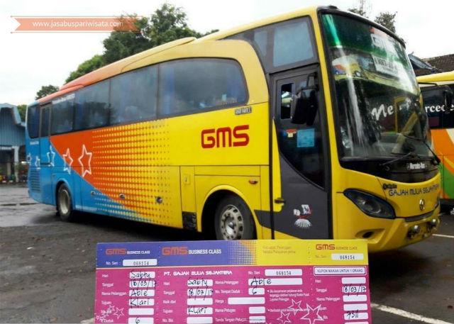 Harga Tiket Lebaran Bus GMS Tahun 2018