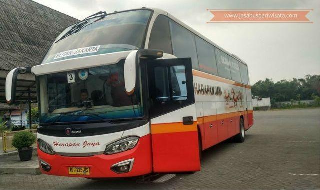 Harga Tiket Lebaran Bus Harapan Jaya 2018 - Avante
