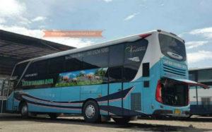 Harga Tiket Lebaran Bus Safari Dharma Raya - Bus SHD