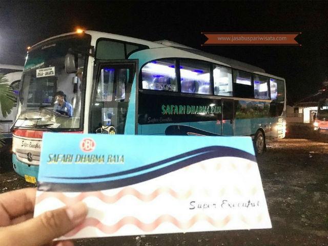 Harga Tiket Lebaran Bus Safari Dharma Raya