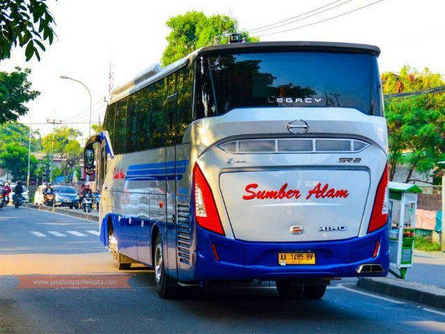 Harga Tiket Lebaran Bus Sumber Alam 2018