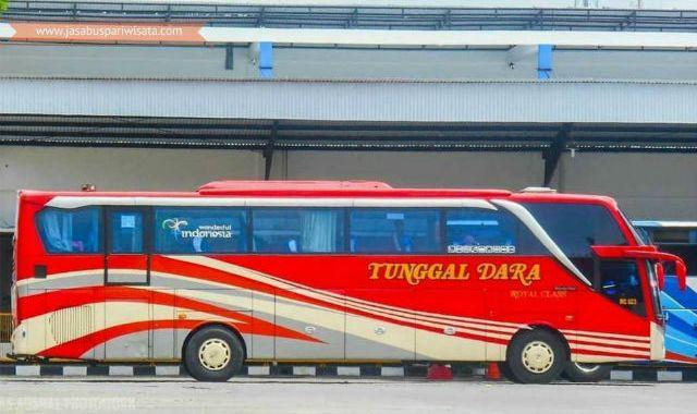 Harga Tiket Lebaran Bus Tunggal Dara 2018 - Wonogiri