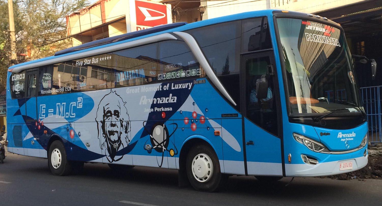 Pilihan Armada dan Fasilitas Terlengkap - Harga Sewa Bus Terbaik untuk Mudik 2018 yang Lebih Ayik
