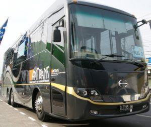 AM Trans Luxurious dari PO AM trans - Ini 5 Bus Angkutan Umum Termewah di Indonesia