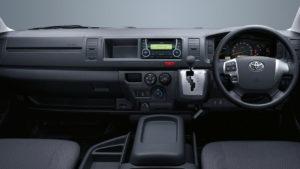 Hiburan - Inilah Gambaran Toyota Hiace Luxury yang Menawarkan Kenyamanan Berwisata