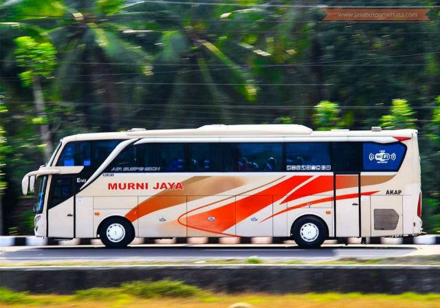 Harga Tiket Lebaran Bus Murni Jaya 2018 - Yogya