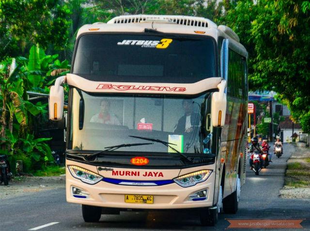 Harga Tiket Lebaran Bus Murni Jaya 2018