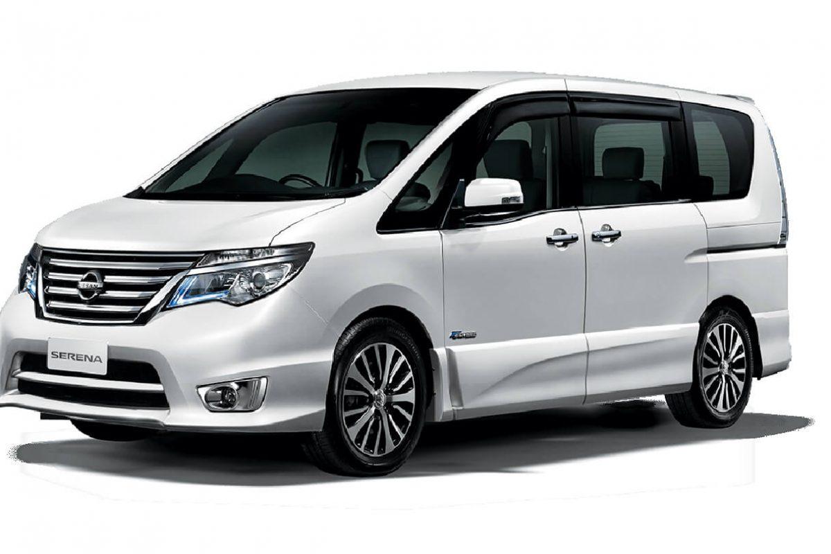 Nissan Serena - Penggemar Hiace Luxury? Ini Lo 5 Kendaraan Travel Mewah yang Bisa Dipilih