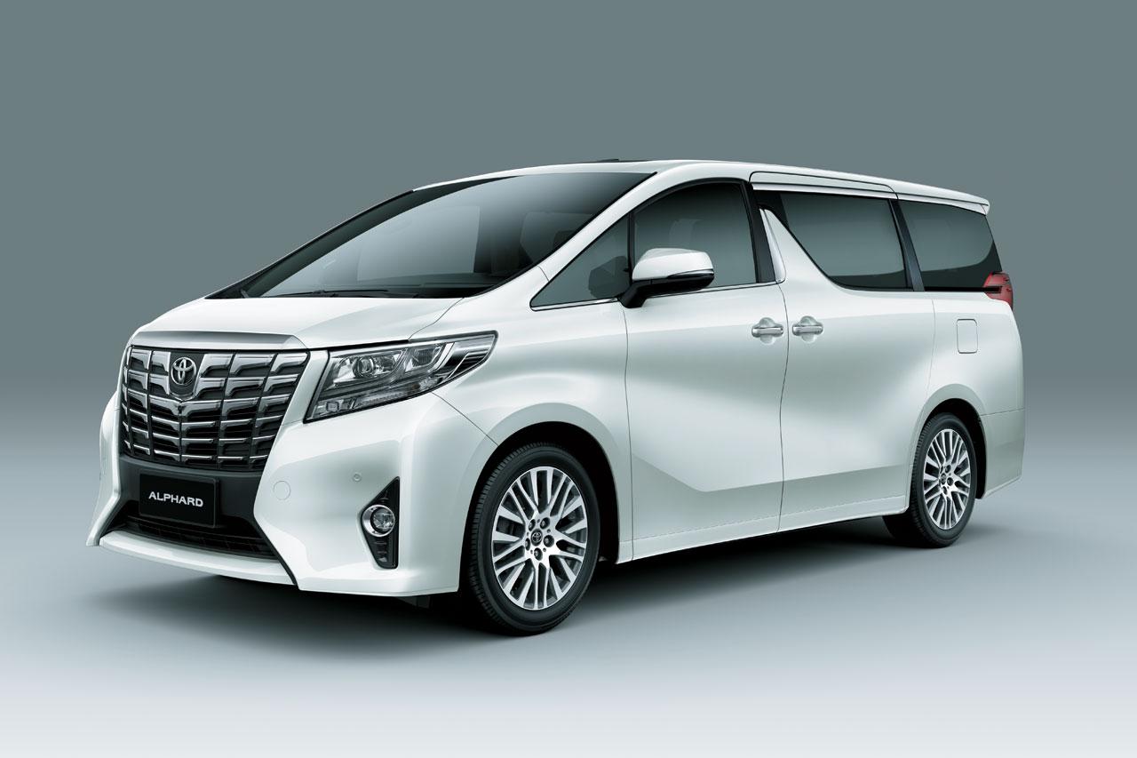 Toyota Alphard - Penggemar Hiace Luxury? Ini Lo 5 Kendaraan Travel Mewah yang Bisa Dipilih