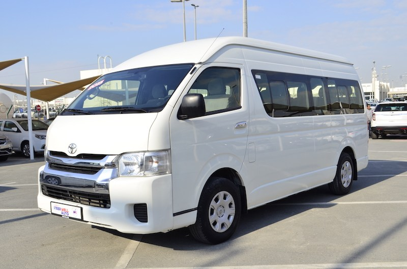 5 Kelebihan Hiace VIP Dibanding Kendaraan Commuter Biasa