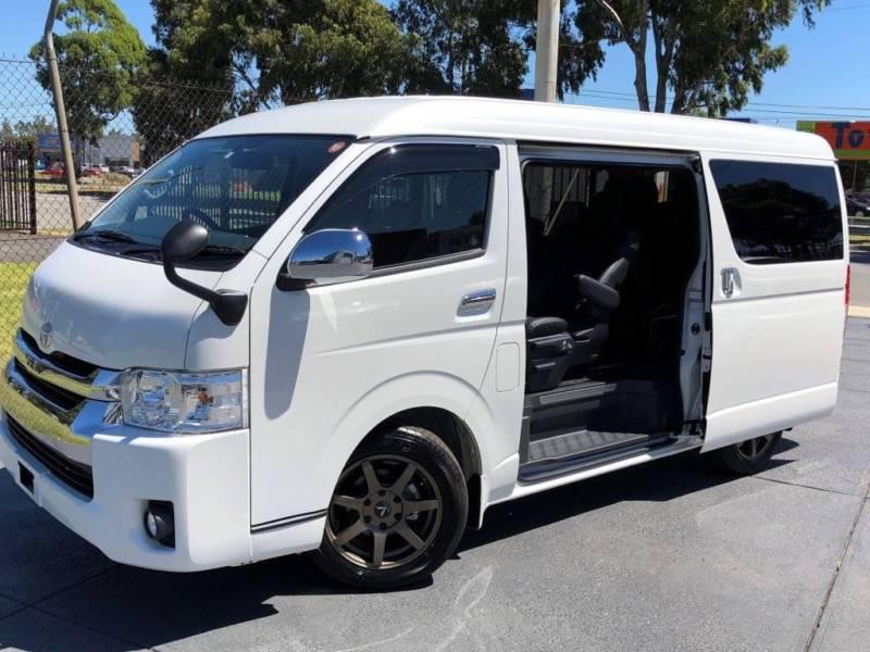Irit bahan bakar - 5 Kelebihan Hiace VIP Dibanding Kendaraan Commuter Biasa