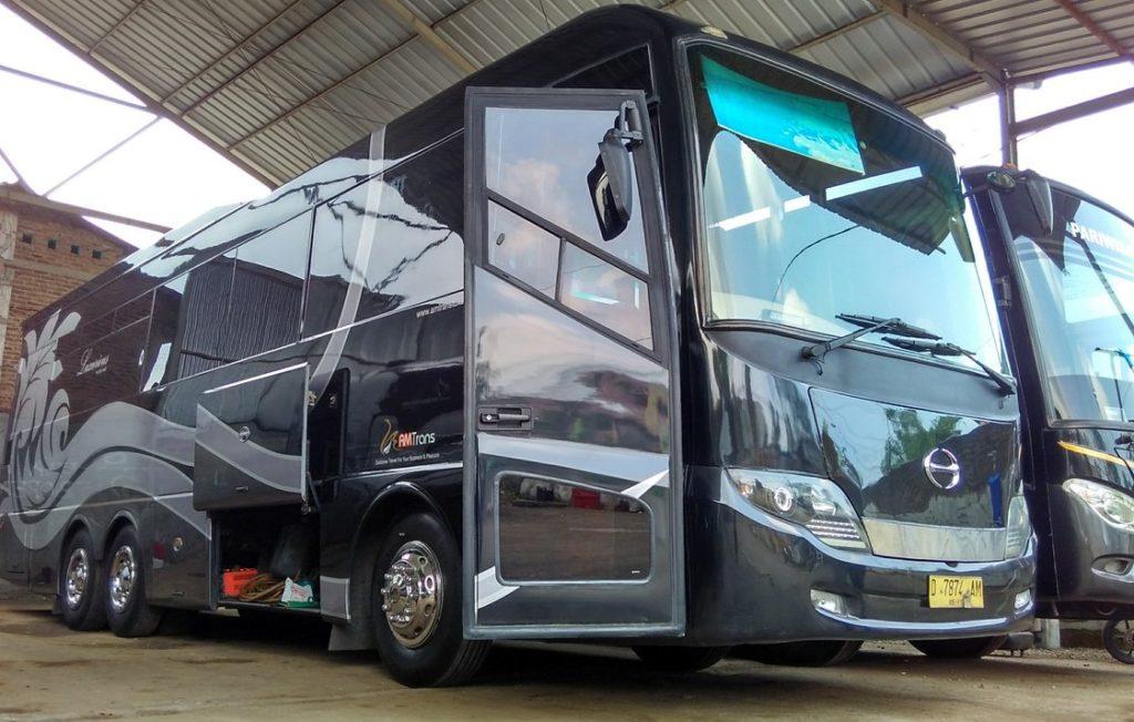 Ini 5 Bus Angkutan Umum Termewah di Indonesia