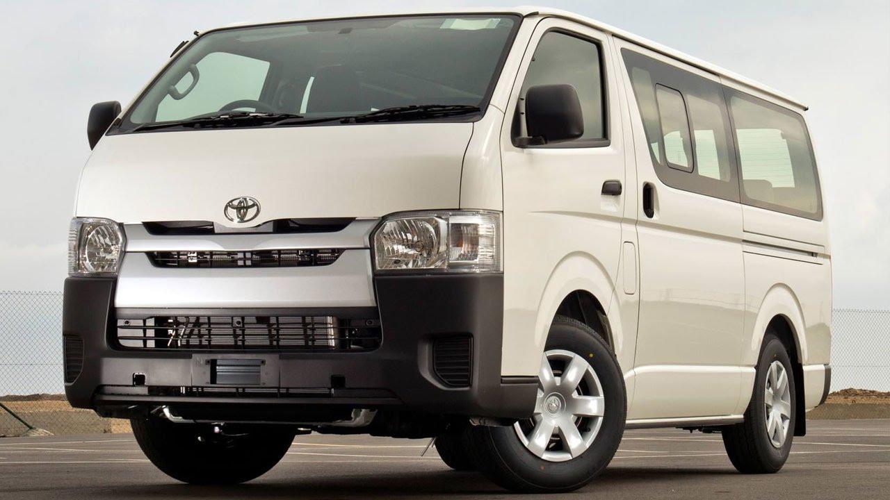 Desain Ergonomis - Kapasitas Hiace Yang Besar Ternyata Hanya Satu dari Sekian Banyak Keunggulan Mobil Besutan Toyota Ini