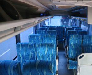 Fasilitas yang Dimiliki Bus Luxury - Panduan Lengkap Sewa Bus Luxury untuk Kenyamanan Perjalanan Anda