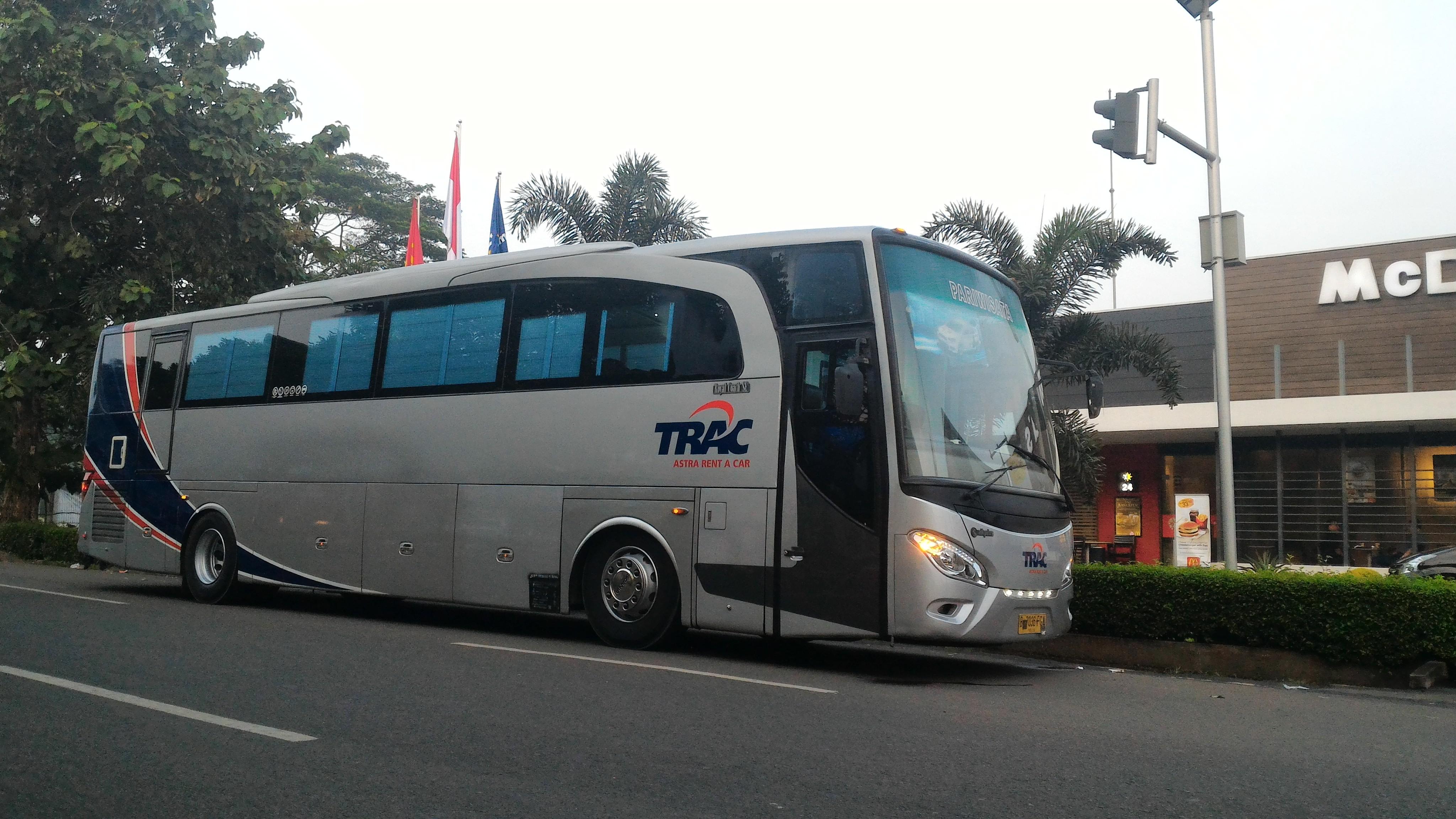 Trac - Panduan Lengkap Sewa Bus Luxury untuk Kenyamanan Perjalanan Anda