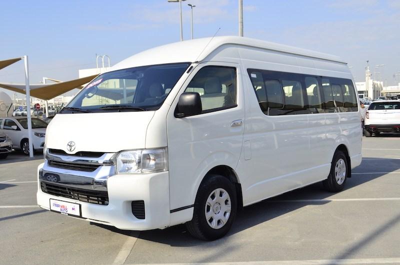 Hadirnya Generasi Kelima di Indonesia - Mengenal Toyota Hiace Commuter VIP 9 Seats, Kendaraan Travel VVIP